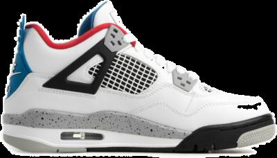 Jordan 4 Retro What The (GS) 408452-146