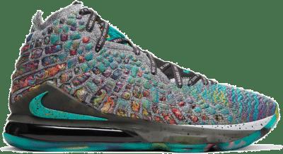 Nike LeBron 17 I Promise CD5052-300