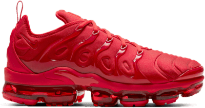 Nike Air VaporMax Plus Triple Red CW6973-600