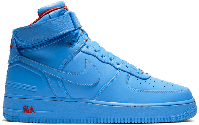 Nike Air Force 1 High Just Don All Star Blue Cw3812 400 Blauw