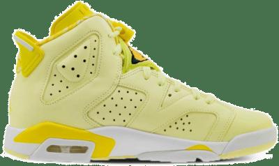 Jordan 6 Retro Dynamic Yellow Floral (GS) 543390-800