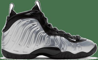 Nike Air Foamposite One Chrome Black (GS) CN5268-001