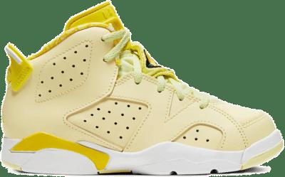 Jordan 6 Retro Dynamic Yellow Floral (PS) 543389-800