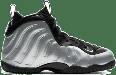 Nike Air Foamposite One Chrome Black (PS) CU1055-002