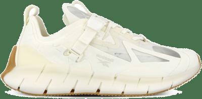 Reebok Zig Kinetica Concept_Type1 Schoenen White / Reebok Rubber Gum-04 / Black FW3309