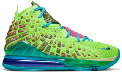 Nike LeBron 17 Mr. Swackhammer CV8075-300