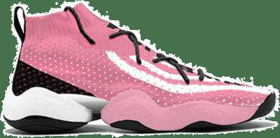 adidas Crazy BYW LVL X Pharrell Ambition Pink G28183