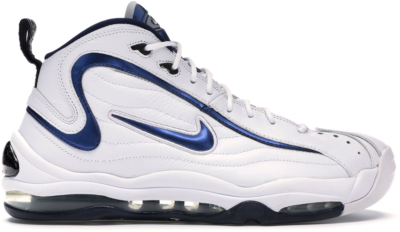 Nike Air Total Max Uptempo White Midnight Navy (2009) 366724-141