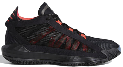 adidas Dame 6 Core Black EH2791