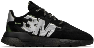 adidas Nite Jogger Core Black  EE5884