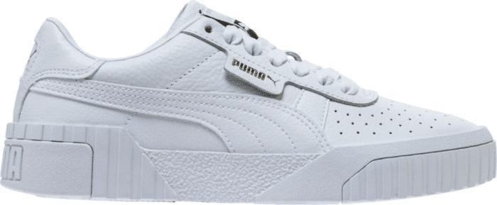 """Puma Cali Wn's """"White"""" 369155-01"""
