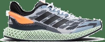 "adidas Performance 4D Run 1.0 ""Footwear White"" FW1233"