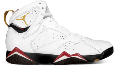 Jordan 7 Retro Cardinal (2006) White/Black-Cardinal Red-Bronze 304775-101