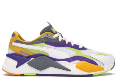 "PUMA Sportstyle RS-Xu00b3 Level Up ""Limepunch"" 37316901"