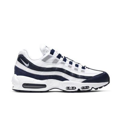 "Nike Air Max 95 Essential ""Blue & White"" CI3705-400"