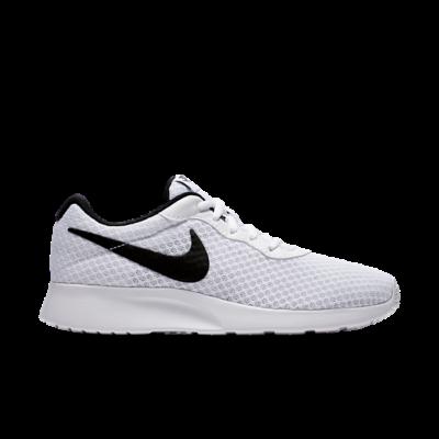 Nike Tanjun White Black (W) 812655-100