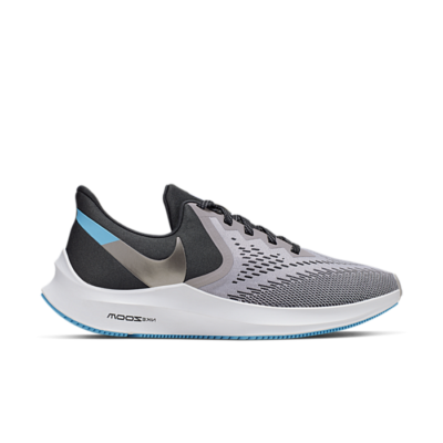 Nike Zoom Winflo 6 Atmosphere Grey Light Current Blue AQ7497-006