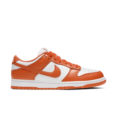 Nike Dunk Low 'Orange Blaze' White/Orange Blaze CU1726-101
