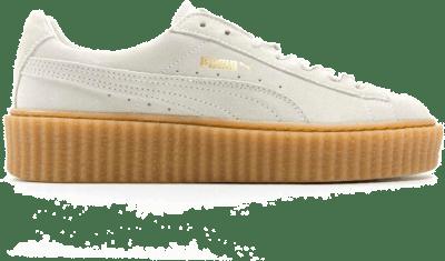Puma Creepers Rihanna Fenty White Oatmeal (W) 361005-06