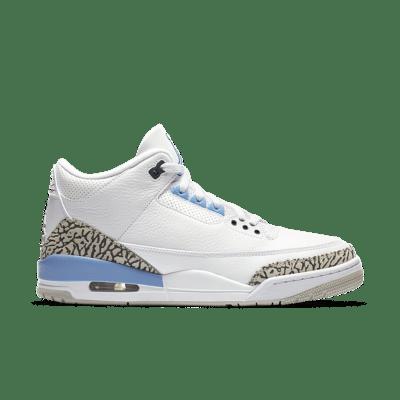Jordan Air Jordan 3 'Valour Blue' Valour Blue CT8532-104