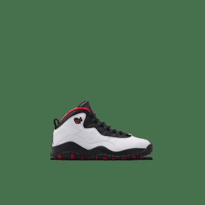 Air Jordan 10 Retro 'Double Nickel' White/True Red/Black 310805-102