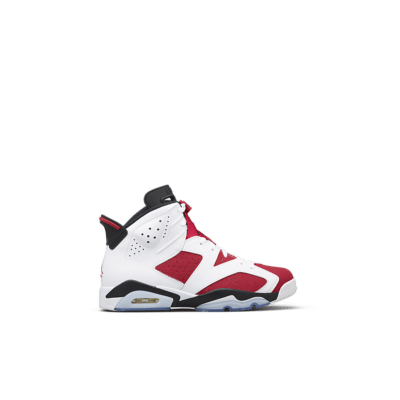 Air Jordan 6 Retro 'Carmine' White/Black/Carmine 384664-160
