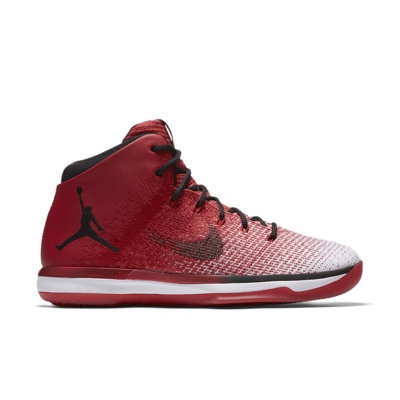 Air Jordan 31 'Chicago' Varsity Red/White/Black/Black 845037-600