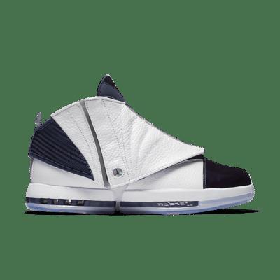 Air Jordan 16 Retro 'Midnight Navy & White' White/Midnight Navy/White 683075-106