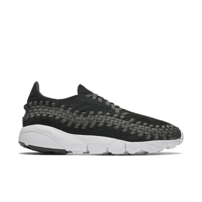 Nike Air Footscape NM Woven 'Black & Anthracite' Black/Anthracite/White/Black 875797-001
