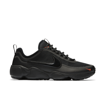 Nike Air Zoom Spiridon 'Black & Bright Crimson' Black/Bright Crimson/Black 876267-002
