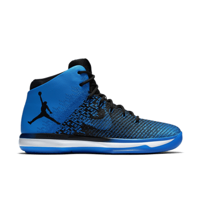 Air Jordan 31 'Flight Guy' Black/Black/White/Black 845037-007
