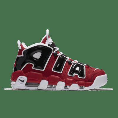Nike Air more Uptempo 96 'Varsity Red & Black & White' Varsity Red/Black/White