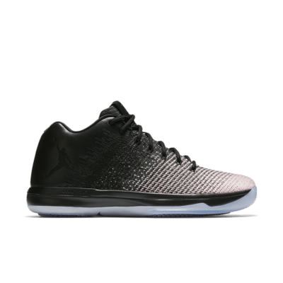 Air Jordan 31 Low 'Black & Sheen' Black/Sheen/Dark Grey 897564-001