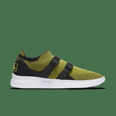 Nike Air Sock Racer Ultra Flyknit 'Yellow Strike' Yellow Strike/Black/Yellow Strike 898022-700