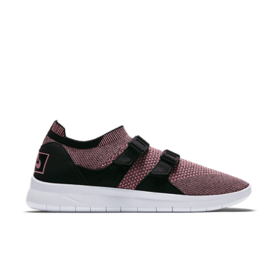 Nike Air Sock Racer Ultra Flyknit 'Bright Melon & Black' Pink/Black/White/Bright Melon 898022-003