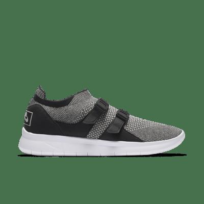 Nike Air Sock Racer Ultra Flyknit 'Black & Grey' Black/Black/White/Pale Grey 898022-004