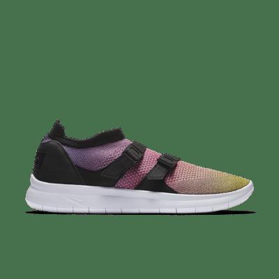 Nike Air Sock Racer Ultra Flyknit Premium 'Yellow Strike & Racer Pink' Yellow Strike/Racer Pink/Black/White 898021-700