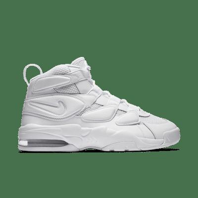 Nike Air Max2 Uptempo 'White on White' White/White/White 922934-100
