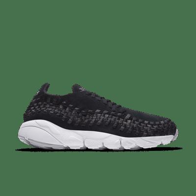 Nike Air Footscape Woven 'Black & Wolf Grey' Black/Wolf Grey/White/Dark Grey 875797-003