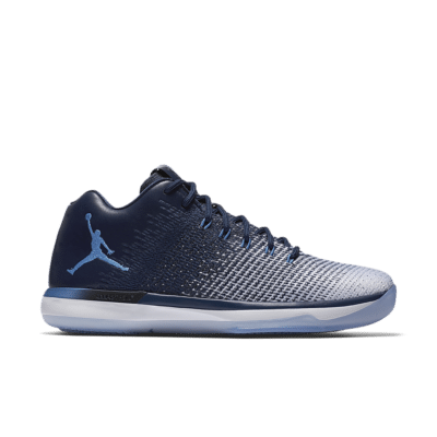 Air Jordan 31 Low 'Midnight Navy' Midnight Navy/White/Ice Blue/University Blue 897564-400