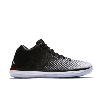 Air Jordan 31 Low Quai 54 'White & Black' White/Black/University Red/White 921195-154
