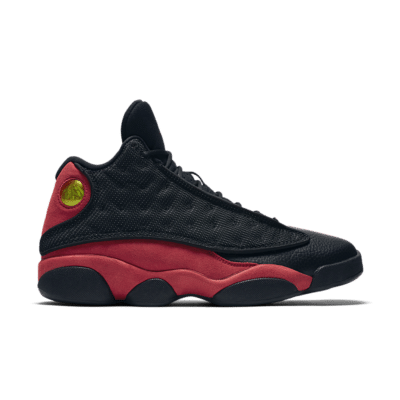 Air Jordan 13 Retro 'Bred' 2017 Black/White/True Red 414571-004
