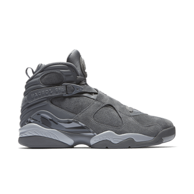 Air Jordan 8 Retro 'Cool Grey' Cool Grey/Cool Grey/Wolf Grey 305381-014