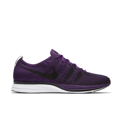 Nike Flyknit Trainer 'Night Purple' Night Purple/White/Black AH8396-500