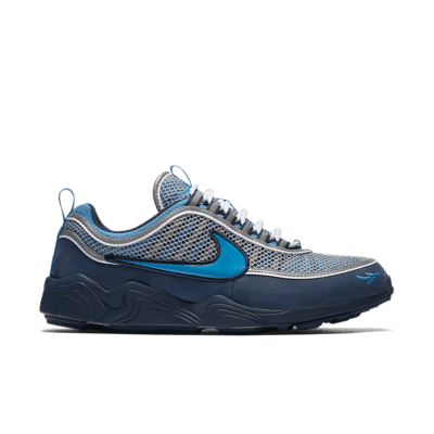Nike Air Zoom Spiridon 'Stash' Harbour Blue/Midnight Navy/True White/Heritage Cyan AH7973-400