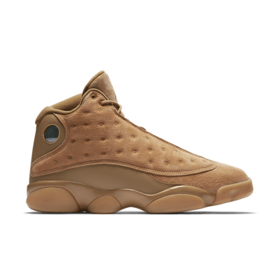 Air Jordan 13 'Wheat' Elemental Gold/Gum Yellow/Baroque Brown 414571-705