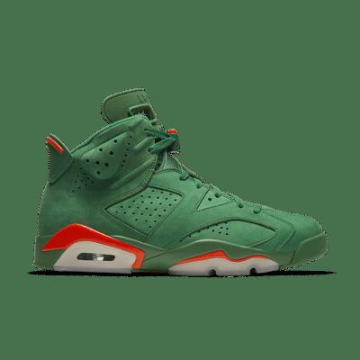 Air Jordan 6 Gatorade 'Pine Green' Pine Green/Orange Blaze/Pine Green AJ5986-335