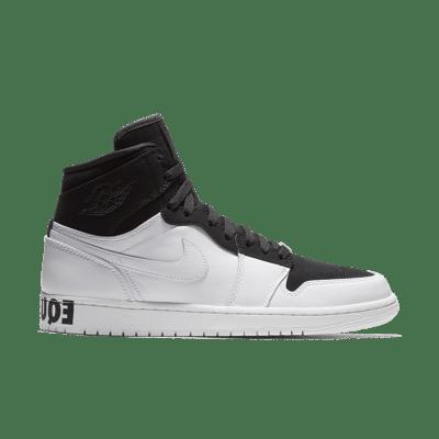 Air Jordan 1 'Equality' 2018 Black/White/Metallic Gold/Black AQ7474-001