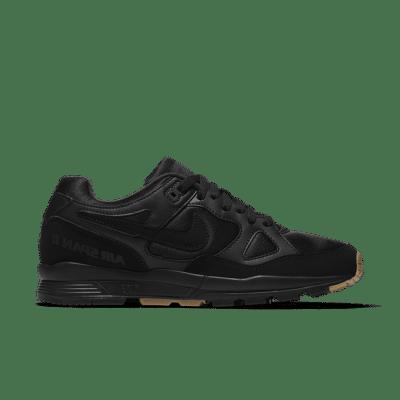 Nike Women's Air Span 2 'Black & Gum Light Brown' Black/Black/Black/Black AH6800-002