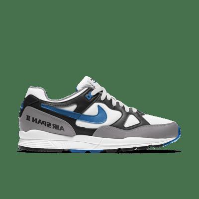Nike Air Span 2 'Dust & Laser Blue' Black/Dust/White/Laser Blue AH8047-001